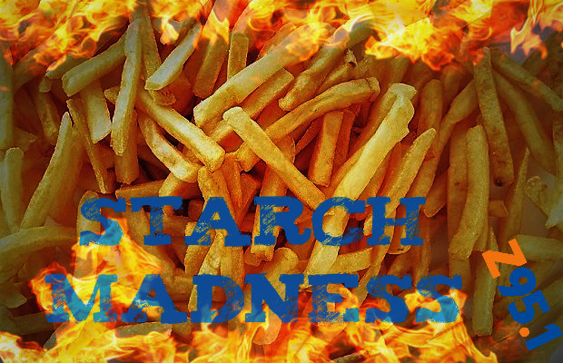 Z95.1's Starch Madness (French Fries BABY!)