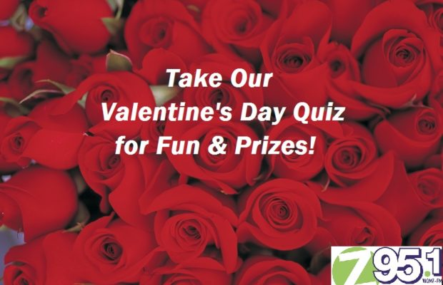 take the quiz for magnificent valentines day prizes